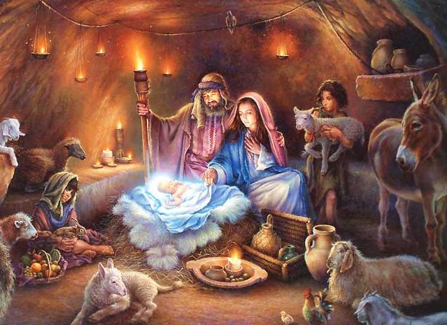 Щиро вітає всіх з різдвом христовим